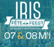 Fête de l'Iris Bruxelles 2016