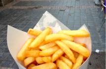 Meilleures frites Bruxelles