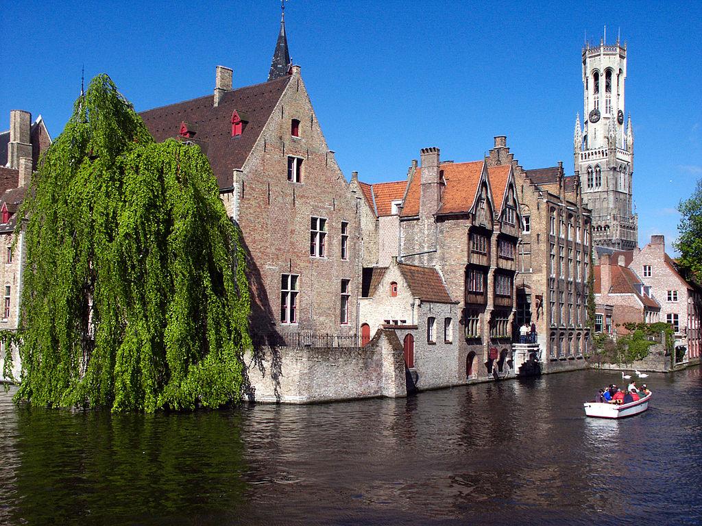 Bruges: une magnifique ville à découvrir absolument
