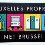 BELGIUM BRUSSELS GARBAGE SORTING CENTER