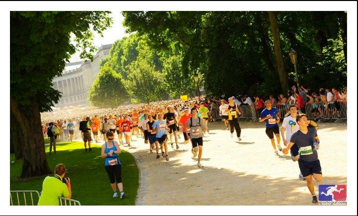Ou courir à Bruxelles?
