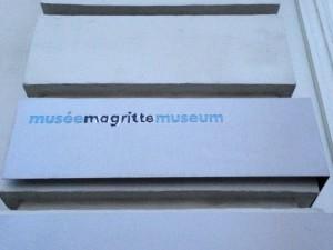 Musée Magritte Bruxelles