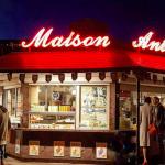 Meilleures frites place jourdan : Maison Antoine à Bruxelles
