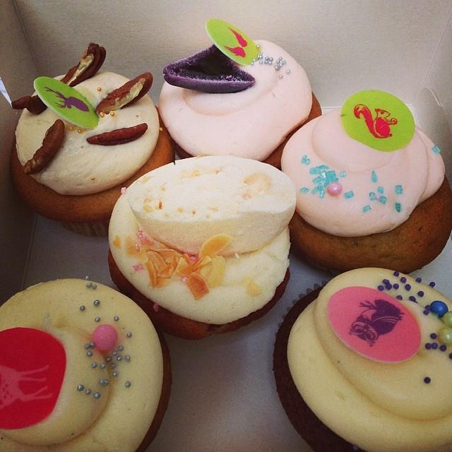 Où Manger des bons Cupcakes à Bruxelles?