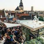 play Label rooftop terrasse brussels