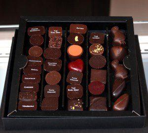 marcolini dégustation chocolat Bruxelles