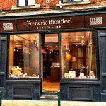 Meilleur glacier Bruxelles Frederic blondeel