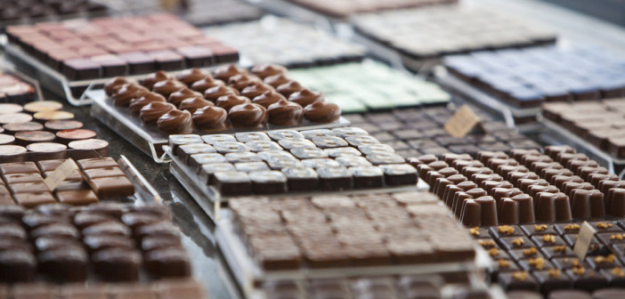 Photo chocolatier Belge Vandender.eu