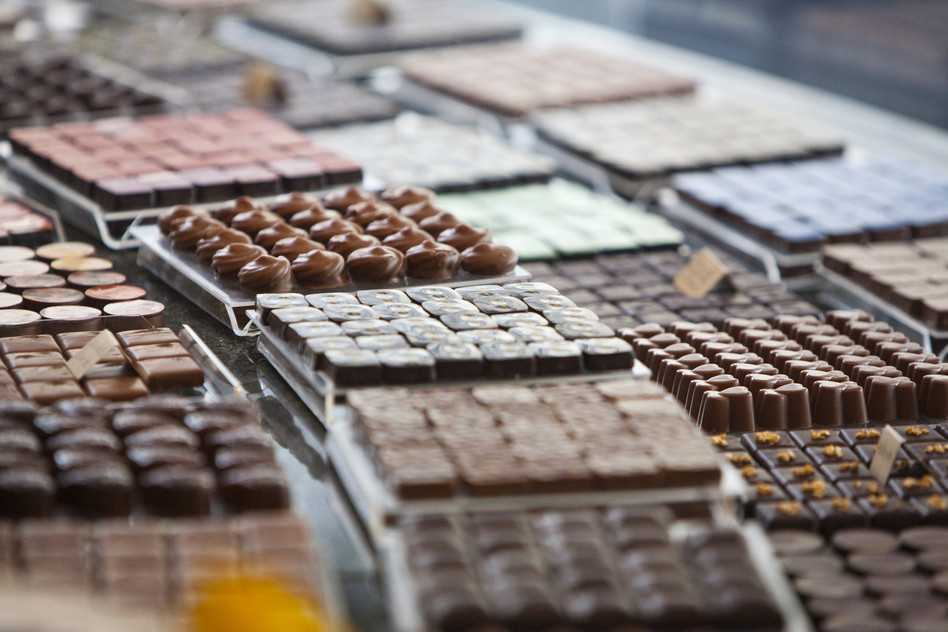 Photo chocolatier Belge Vandender.eu