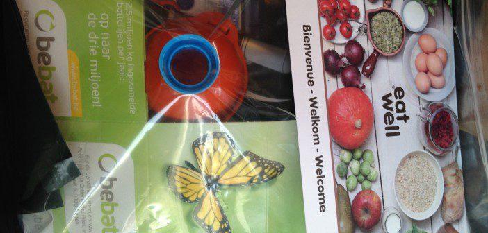 Kit de recyclage!