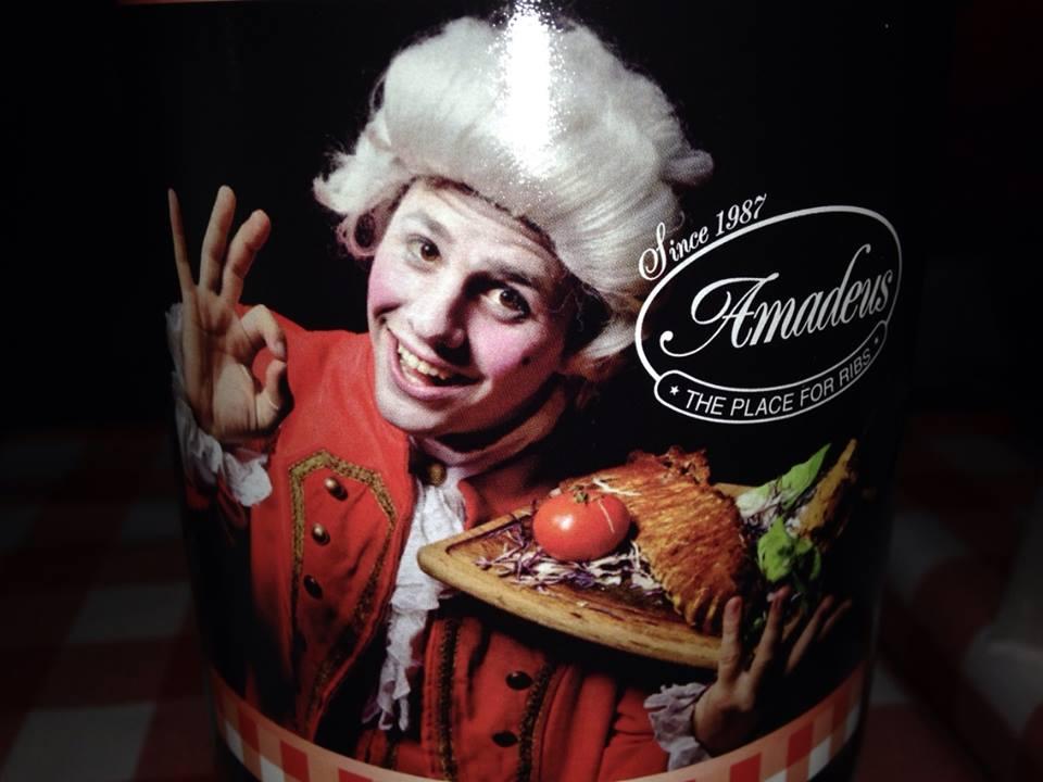 Amadeus ribs Bruxelles