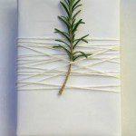 idée emballage cadeau nature