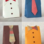 Emballage cadeau original homme