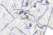 Parking Piétonnier Bruxelles