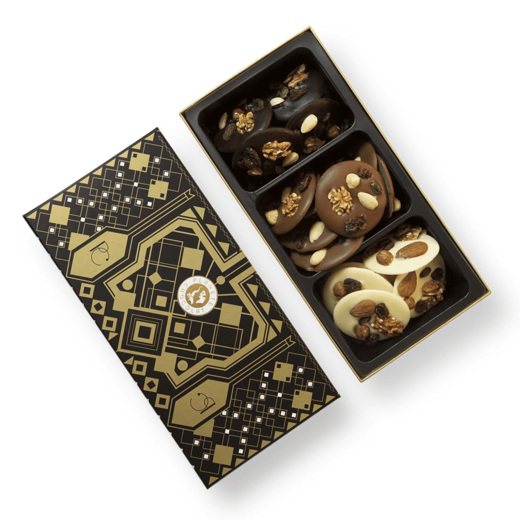 Coffret cadeau chocolat Bruxelles