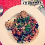 SmartMat Semaine 18: boulettes farcies à la mozarella