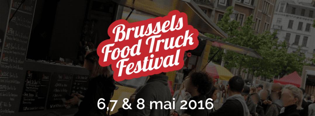 Food Truck Festival Bruxelles Mai 2016