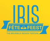 La fête de l'Iris 2016 à Bruxelles 10 &11 Mai