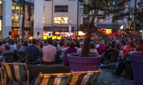 Cinéma plein air gratuit Wolluwé