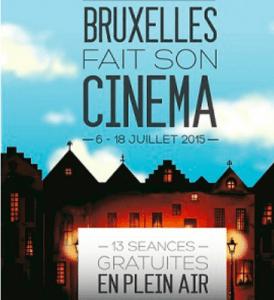 Bruxelles fait son cinéma gratuit