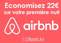 Airbnb promocode crédit gratuit