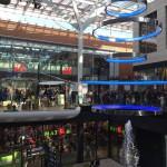 DOCKS BRUXELLES Centre Commercial Cinéma White