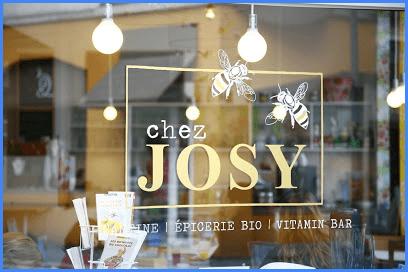 Restaurant sans gluten et bio chez Josy