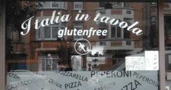 PIzzeria sans gluten à Bruxelles
