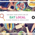 EatLocal: les restos préférés de vos amis et des locaux
