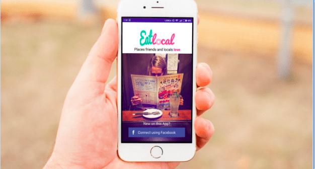 EatLocal les restos préférés de vos amis à Bruxelles dans une application
