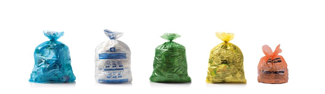 Calendrier des collectes des sacs poubelle à Bruxelles