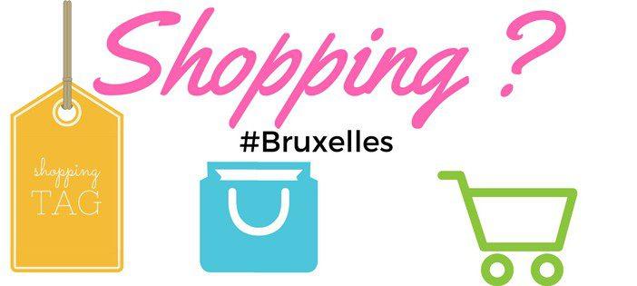 Où faire du shopping à Bruxelles