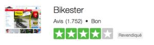 Avis Bikester achat vélo en ligne