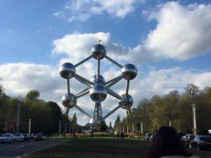 Endroit photo souvenir à Bruxelles? L'Atomium