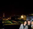 Photo souvenir de nuit à Bruxelles? Le mont des Arts