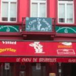 Meilleures moules de Bruxelles au Choux de Bruxelles