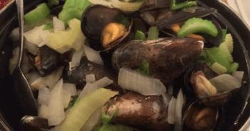 ou manger les meilleures moules à Bruxelles au restaurant?