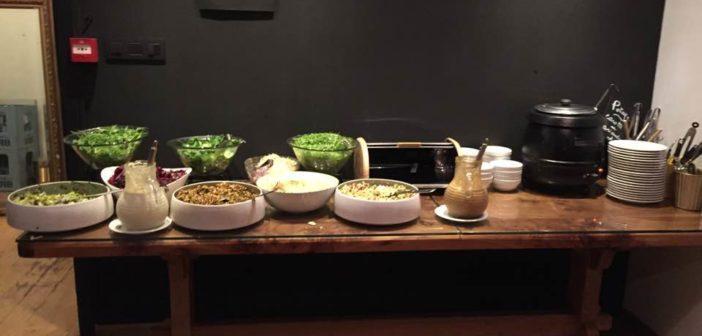 Les meilleurs restaurants Vegans à Bruxelles