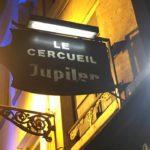 le cercueil bar insolite à Bruxelles