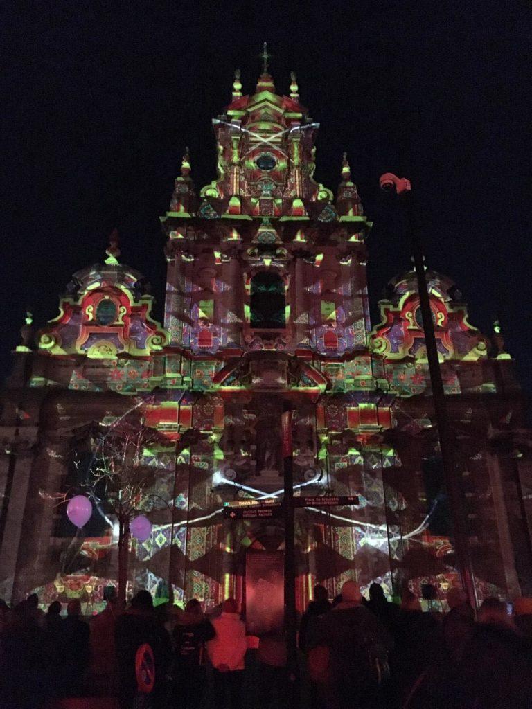 Bruxelles Bright Festival Son et Lumière 2019