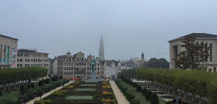 Mont des Art - Visiter Bruxelles en un jours