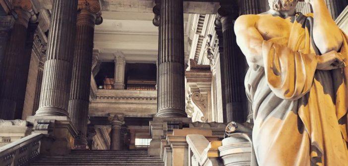 Palais de Justice - Visiter Bruxelles en un jours