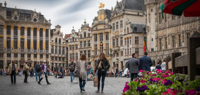 Visiter Bruxelles en un jours (c) Pixabay 1546290