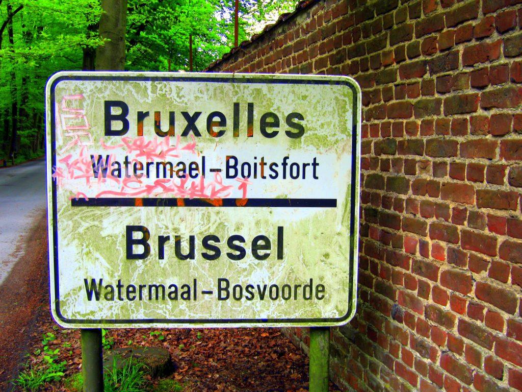 Comment prononcer le mot Bruxelles ? (c) Wikipedia chexov de Brussels, Belgium — Flickr
