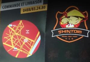 Halal Thai Chinois Bruxelles