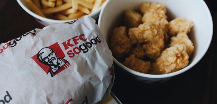 KFC à Bruxelles Ouverture Photo: Aleks Dorohovich