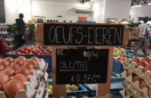 Marché BIO Bruxelles