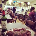 Le pré salé Brasserie Belge à Sainte-Catherine, Steak Frite