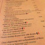 Le pré salé Brasserie Belge à Sainte-Catherine
