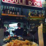 Manger Belge à la boule d'or à Bruxelles